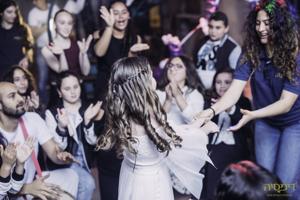 מסיבת בת מצווה